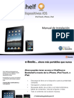 Bookshelf Dispositivos iOS LOW