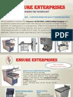 Ensure - New Product Catalogue