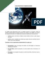 Satelites y Sus Orbitas