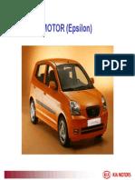 02 Picanto Motor