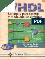 Vhdl Lenguaje Para Síntesis Y Modelado De Circuitos (by palorodriguez_86)