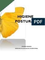 Taller Higiene Postural