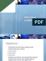 Estructura de Control en C