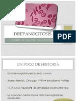 Anemia de Celulas Falciformes (Drepanocitosis)