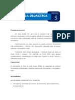 Unidad 5 - Estructuración de Documentos y Combinación de Correspondencia