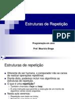 6 - EstruturasRepeticao