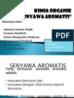 SENYAWA AROMATIS