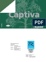 Manual Captiva 2013