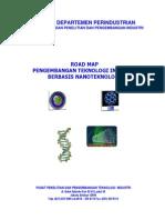 Roadmap Nanoteknologi