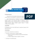 Unidad 2 - Funciones básicas con Word 2010