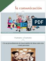 Tipos de Comunicacion t#11