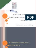 Vacuna Conjugada Heptavalente Contra Neumococo