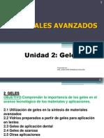Unidad 2_ Geles