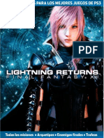 Guia Lightning Returns Final Fantasy Xiii