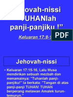 Jehovah-nissi