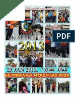 Buku Program Merentas Desa 2014