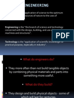 Engineering profession