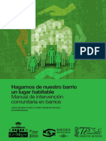 Manual de Intervencin Comunitaria en Barrios 2