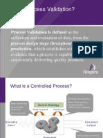 Process Validation Guidance 12 May 2011 Presentation Three