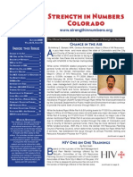 Colorado Strength In Numbers Newsletter 6