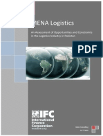 An Assessment of Opportunities and 2009 IFC Constraints in the Logistics Industry in Pakistan