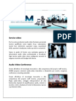 Service video materiale milan