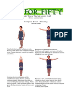 Basic Yoga Techniques AM