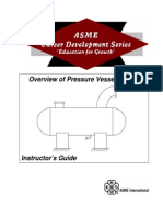 Pressure Vessel Code Guide Instructors