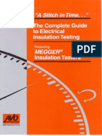 Electrical Insulation Test