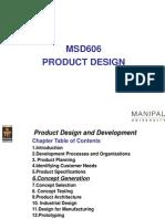 6 Product Design -Concept Generation