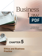 LW 311 Business Law Chap5