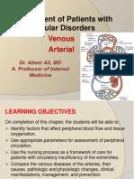 Vascular Disorders Bridging 13-14