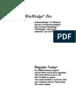 WinWedge 4 Pro
