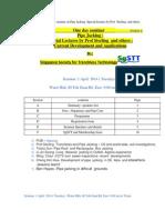 SgSTT- Seminar on Pipe Jacking -2014_04_01 (Tues)