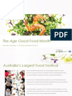 The Age Good Food Month Category Information 2014