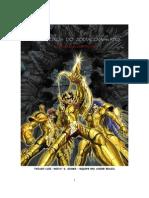 Cavaleiros do Zodíaco 2ª Edição