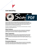 Coil Descaling