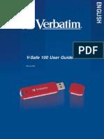 V Safe Manual