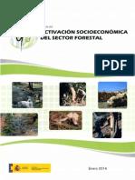 Plan Activación Socioeconómica Sector Forestal aprobado 2014 01 21