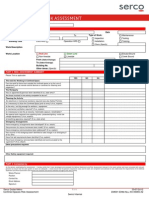 Confined Spaces Risk Assessment Template