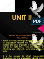 unit 2-Human resource management
