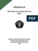 Pedoman-KKN-2012