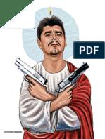 El Chayo Booklet from La Familia Michoacana