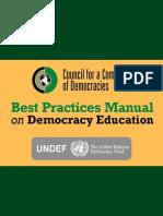 CCD Best Practices