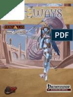Pathways 36 (PFRPG)