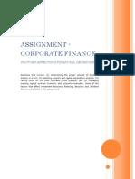 FACTORS AFFECTING FINANCIAL DECISIONS