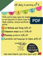 March-April2014-Sale