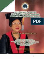Upaya Pembelajaran Guru IPA Biologi Masa Depan Yang Cerdas Dan Profesional - Herawati Susilo - 2009