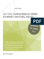 Day One - Configuring Ex Series Ethernet Switches - 2nd Edition