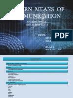 Advance Commercial Correspondance